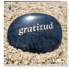 La pieza Gratitud